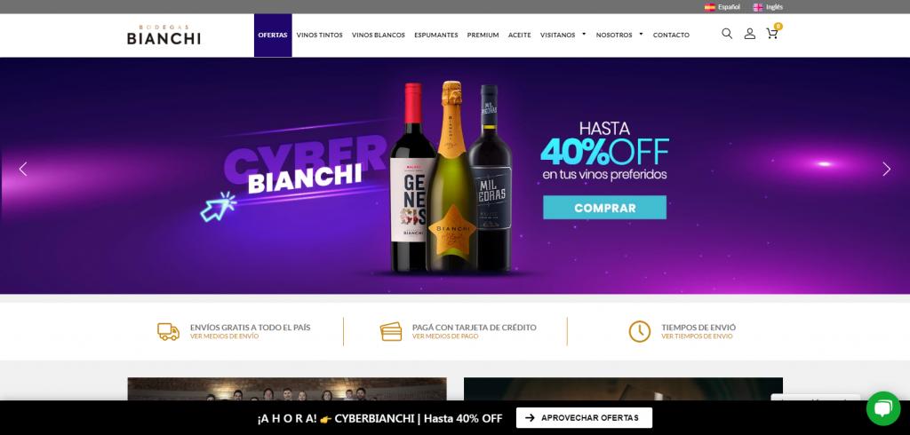 VinoEnCasa: el coronavirus impulsa la venta online de vinos – Rincon Bon  Vivant
